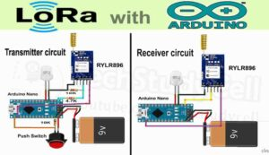 Read more about the article LoRa Arduino control Relay circuit
