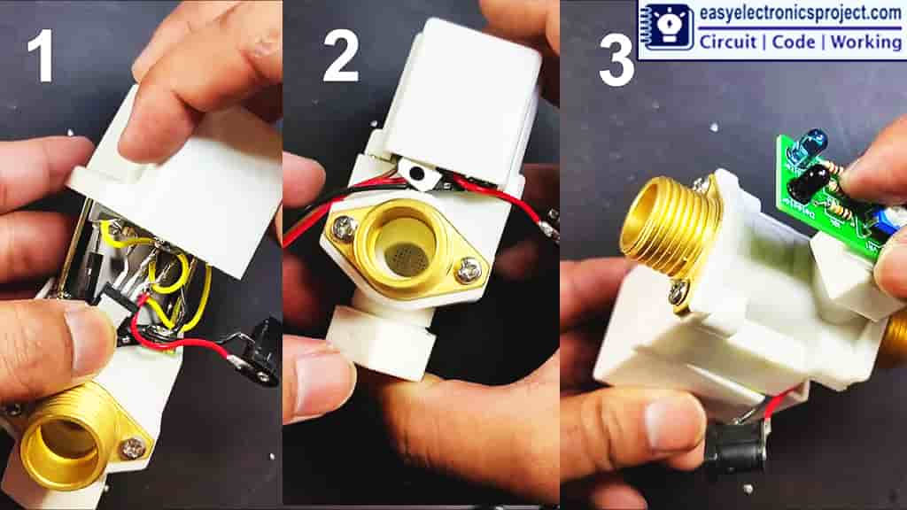 Placing the circuit inside