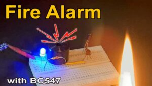 Read more about the article Fire Detector Alarm with BC547