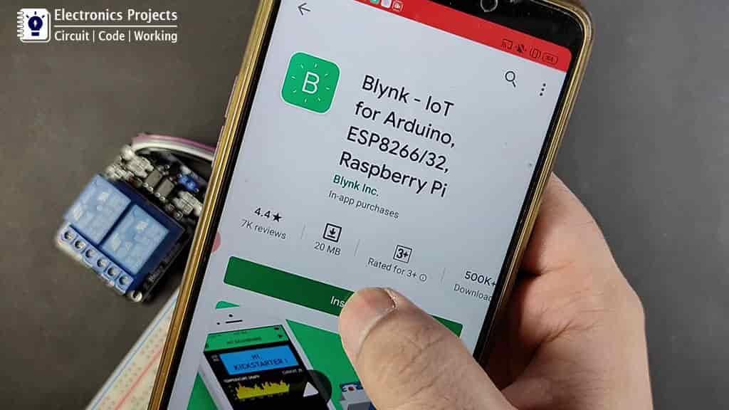 Blynk App download