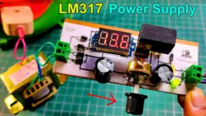 Read more about the article LM317 Voltage Regulator circuit