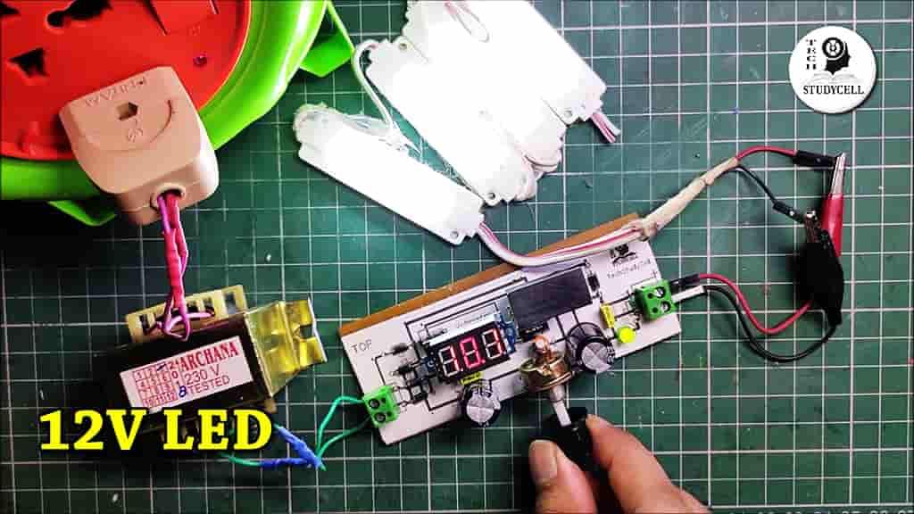 Controlling LED brightness
