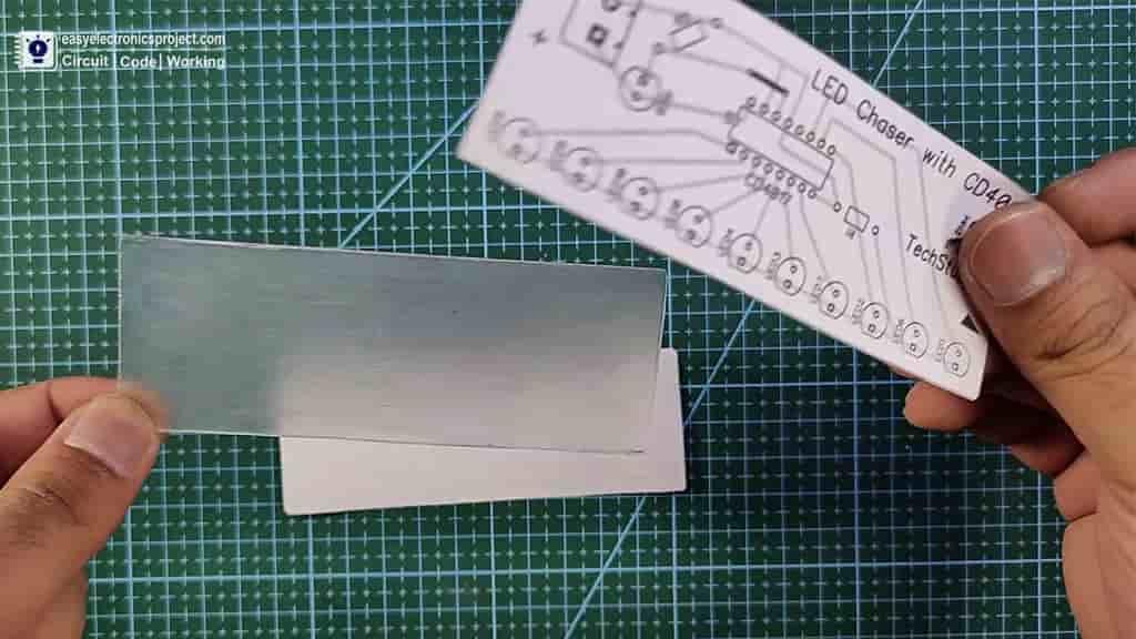 making PCB step 1