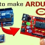 Atmega328P without Arduino PCB Design