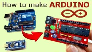 Read more about the article Atmega328P without Arduino PCB Design