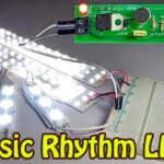 Music Rhythm LED Flashlight Circuit
