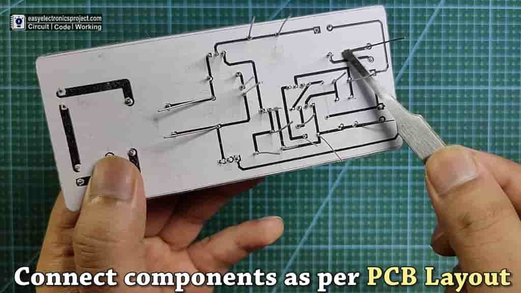 Connect all the components