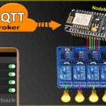 ESP8266 MQTT Home Automation System