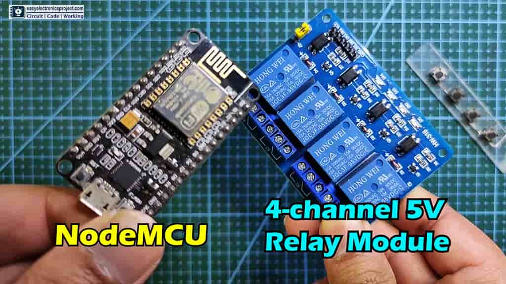 Required Components for the ESP8266 MQTT